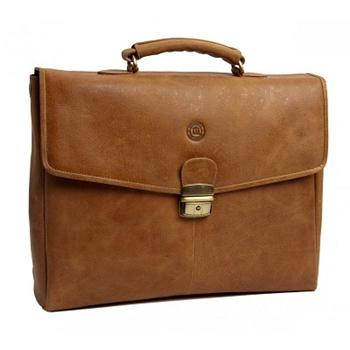 "dbramante1928 taška Leather pre MBP 13""-14"" - Golden Brown"