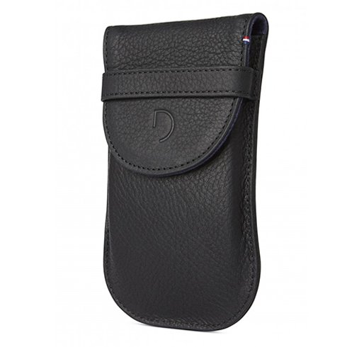 Decoded puzdro Leather Pouch pre Apple Magic Mouse - Black