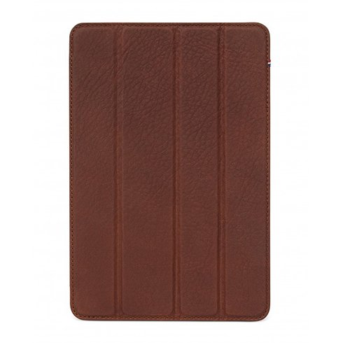 Decoded puzdro Leather Slim Cover pre iPad mini 4 - Brown