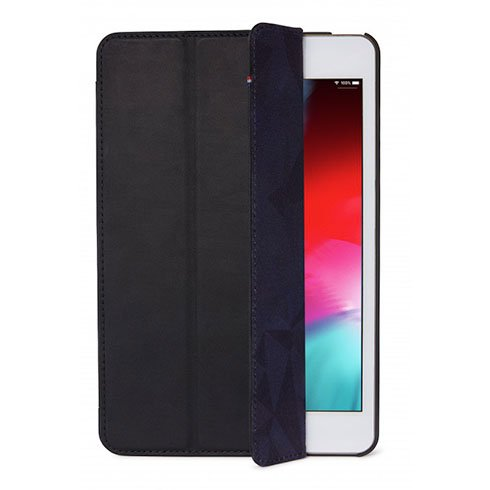 Decoded puzdro Leather Slim Cover pre iPad mini 5 Gen. (2019) - Black