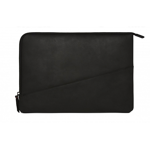 "Decoded puzdro Leather Slim pre MacBook Pro 13"" 2016-2018/Air 13"" 2018 - Black"