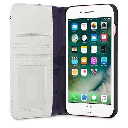 Decoded puzdro Leather Wallet Case 2 pre iPhone 8 Plus 7 Plus 6s Plus 4c4b2b457b3