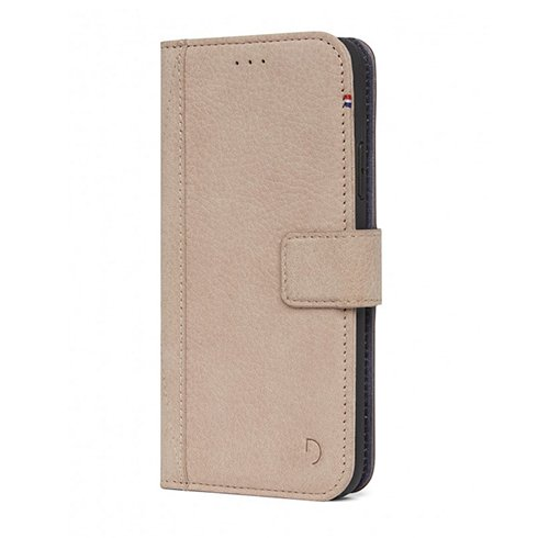 Decoded puzdro Leather Wallet pre iPhone XS/X - Sahara