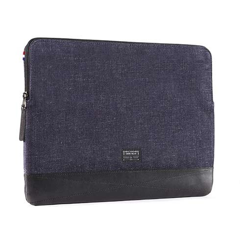 "Decoded puzdro Slim Sleeve Japanese pre MacBook Pro 16"" - Denim/Black"