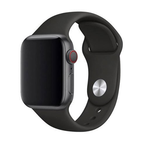 Devia Apple Watch Deluxe Series Sport Band (40mm) Black