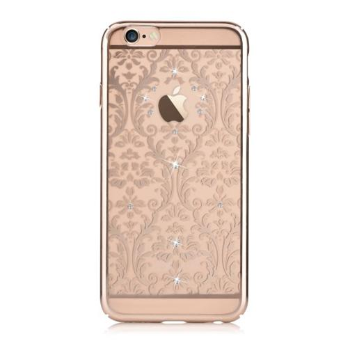 Devia kryt Crystal Baroque pre iPhone 6/6s - Champagne Gold