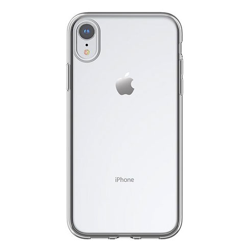 Devia kryt Naked Series pre iPhone XR - Crystal Clear