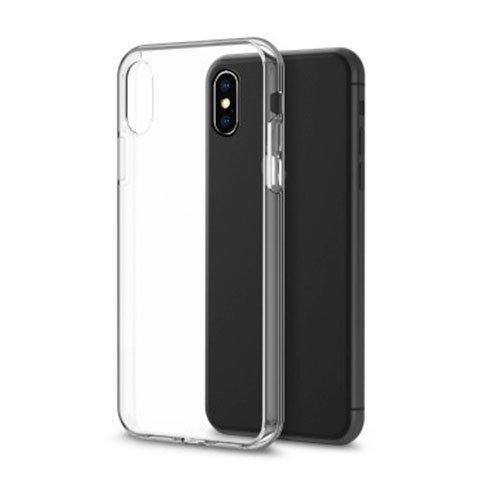 Devia kryt Naked Series pre iPhone XS - Crystal Clear