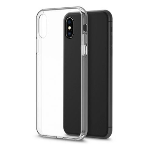 Devia kryt Naked Series pre iPhone XS Max - Crystal Clear