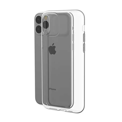 Devia kryt Naked TPU Case pre iPhone 11 - Clear