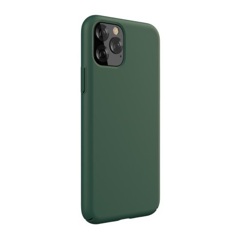 Devia kryt Nature Series Silicone Case pre iPhone 11 Pro Max - Green