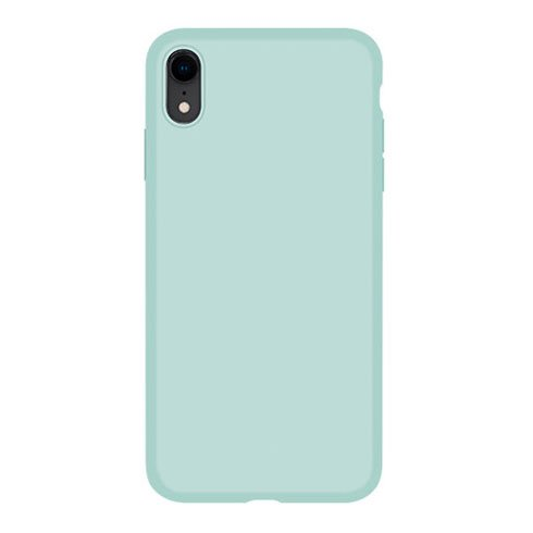 Devia kryt Nature Series Silicone Case pre iPhone XR - Green