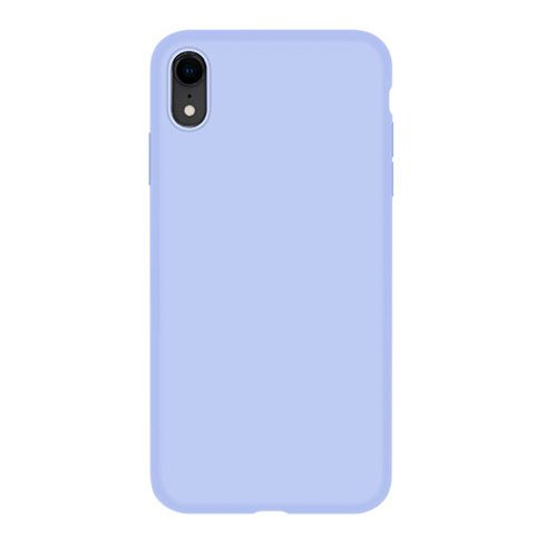 Devia kryt Nature Series Silicone Case pre iPhone XR - Purple