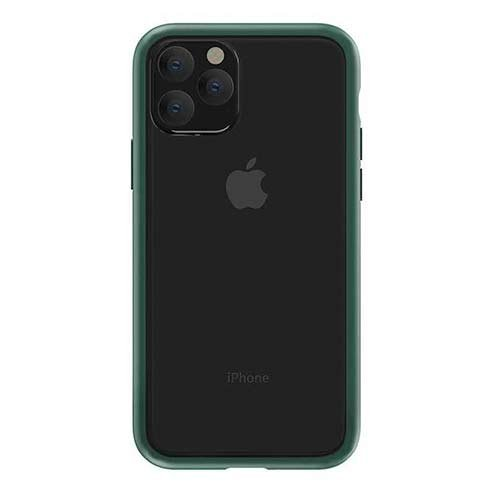 Devia kryt Shark4 Shockproof Case pre iPhone 11 Pro Max - Green