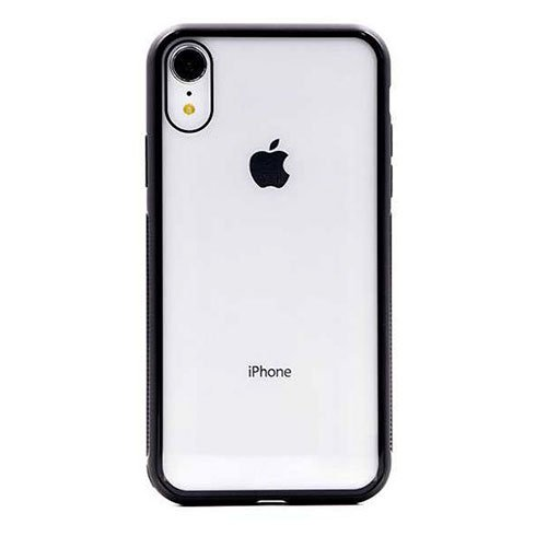 Devia kryt Yosung Series Case pre iPhone XR - Black