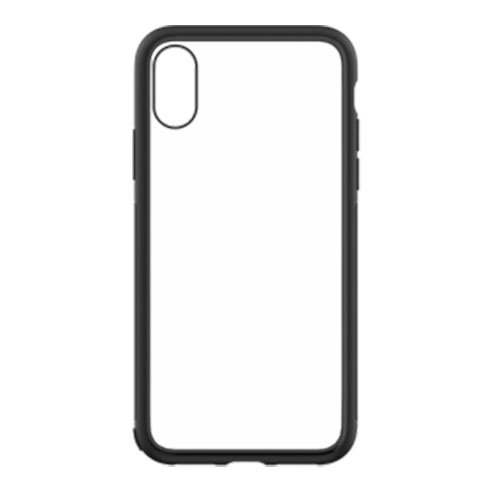 Devia kryt Yosung Series Case pre iPhone XS - Black