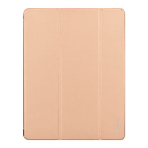 Devia puzdro EasyCase pre iPad 9.7 2018 with Pencil Slot - Brown