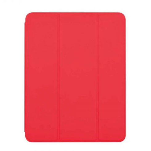 Devia puzdro Leather Case with Pencil Slot pre iPad mini 5 gen. (2019) - Red