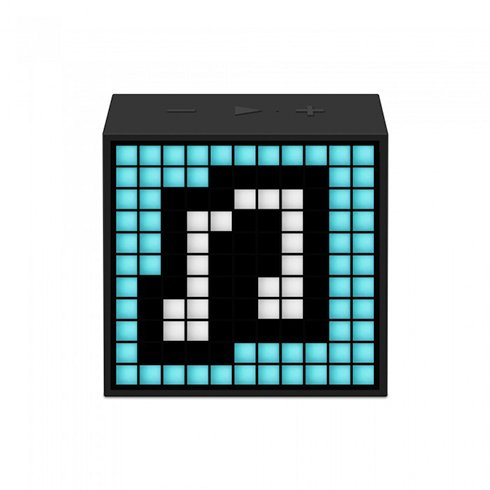 Divoom TimeBox mini LED Black reproduktor