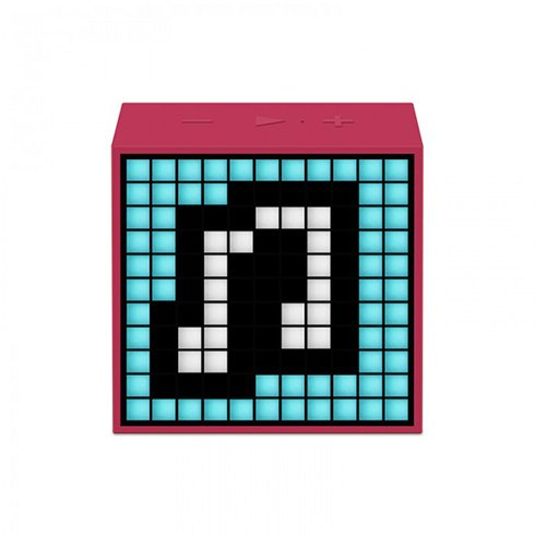 Divoom TimeBox mini LED Pink reproduktor