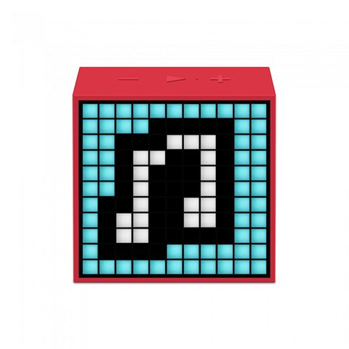 Divoom TimeBox mini LED Red reproduktor