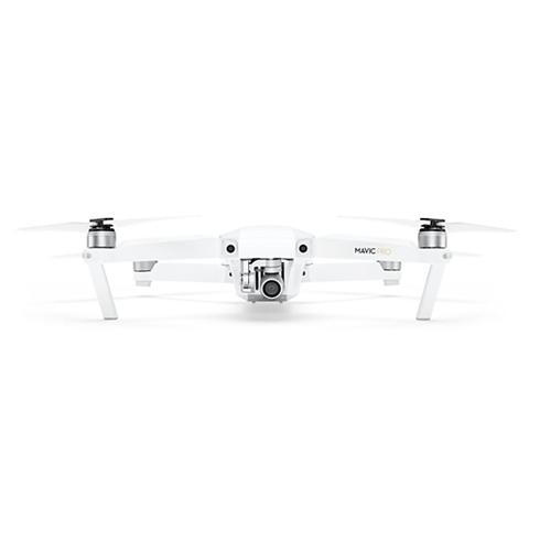 DJI Mavic Pro Alpine White Combo - with 3 batteries included