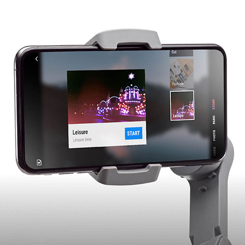 DJI Osmo Mobile 3 Combo grey