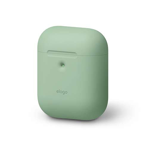 Elago Airpods 2 Silicone Case - Pastel Green