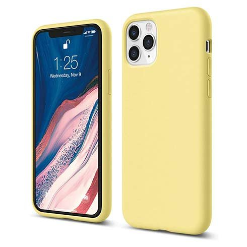 Elago kryt Silicone Case pre iPhone 11 Pro - Yellow