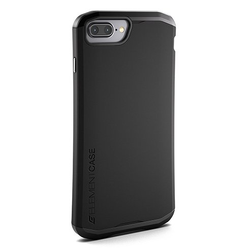 ElementCase kryt Aura pre iPhone 7 Plus - Black