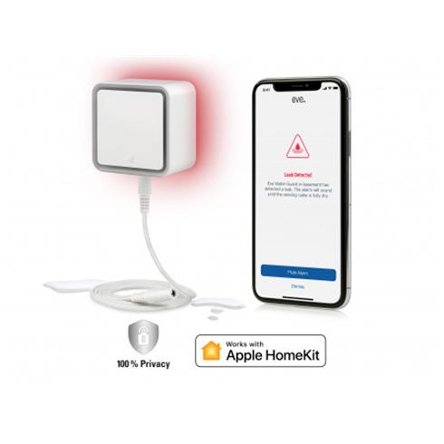 Elgato EVE SMART WATER Guard, Apple HomeKit