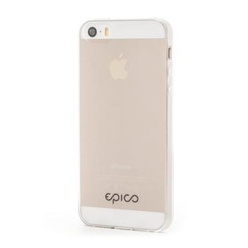 EPICO kryt TWIGGY GLOSS pre iPhone 5/5S/SE - White
