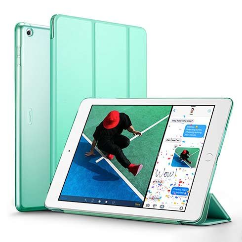 "ESR puzdro Color Edition pre iPad 9.7"" 2017/2018 - Mint Green"