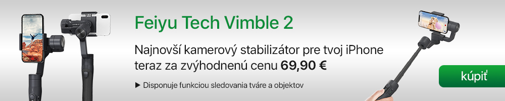 Feiyu Tech Vimble 2 za super cenu