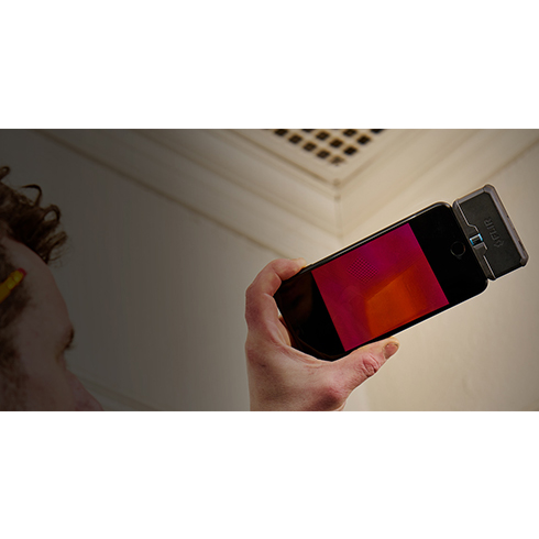 fce4d77ea6 FLIR One Pro termokamera pre iOS