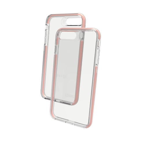 GEAR4 kryt Piccadilly D30 pre iPhone 7 Plus/8 Plus - Rose Gold