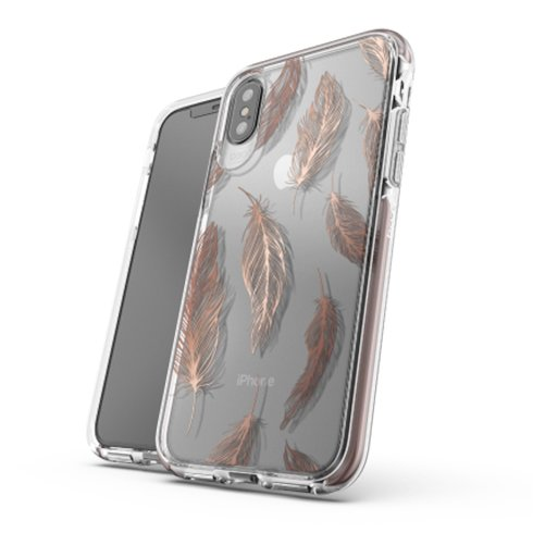 GEAR4 kryt Victoria Feathers D30 pre iPhone X/XS