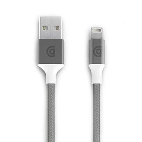 Griffin kábel USB to Lightning Cable premium 3m - Silver
