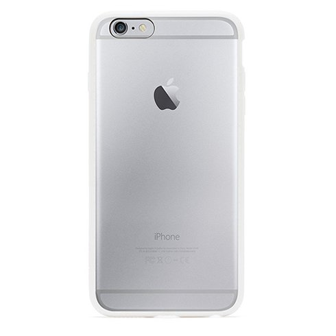 Griffin kryt Reveal pre iPhone 6 Plus/6s Plus - White/Clear