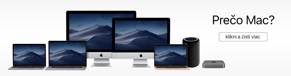 Poznámka: Niektoré uvedené možnosti sa zobrazia len ak je Mac pripojený k displeju.