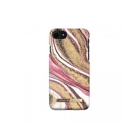 iDeal  Fashion Case iPhone 8/7/6/6s/SE Cosmic Pink Swirl