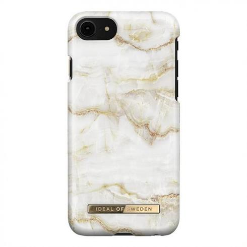 iDeal  Fashion Case iPhone 8/7/6/6s/SE Golden Pearl Marble