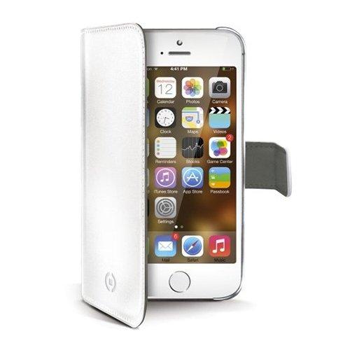 CELLY puzdro typu kniha Wally pre Apple iPhone 5 5S SE - kožené ... 0397854903e