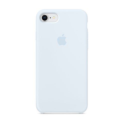 low priced e7e85 c7cb0 Apple iPhone 8 / 7 Silicone Case - Marine Green | iStores - Apple ...