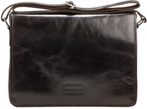 d0f3baf544 dbramante1928 Kožená taška Messenger Marselisborg do 14