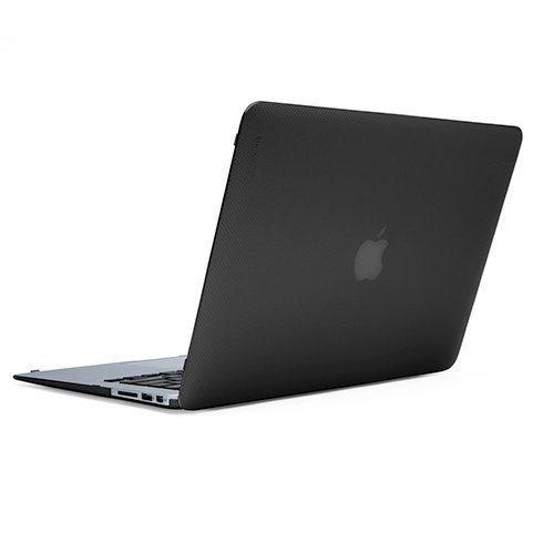 "InCase Hardshell Case pre MacBook Air 13"" Dots - Black Frost"