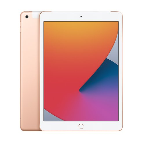 iPad 128GB Wi-Fi + Cellular Gold (2020)