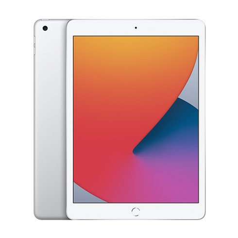 iPad 128GB Wi-Fi Silver (2020)