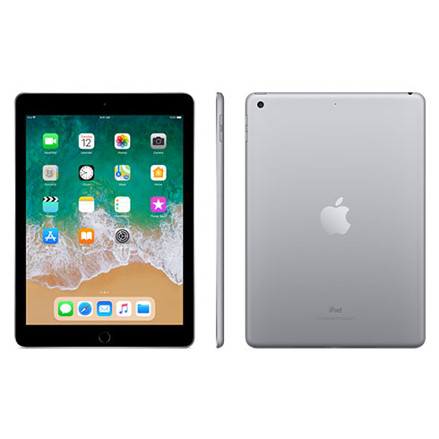 iPad 128GB Wi-Fi Space Gray (2018)