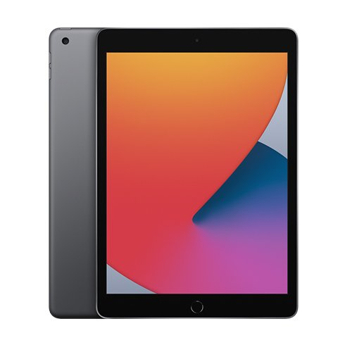 iPad 128GB Wi-Fi Space Gray (2020)